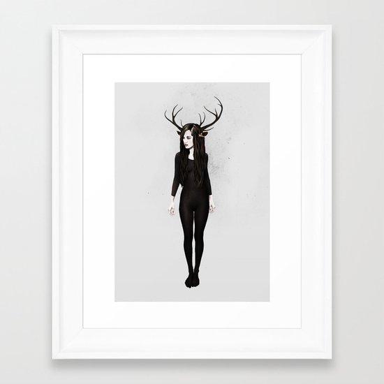 Abigail Day Framed Art Print