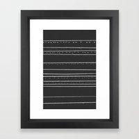 168 Drops & Droplets  Framed Art Print
