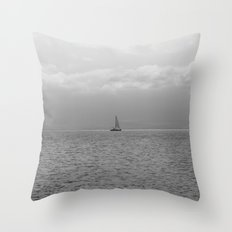Amongst the Sea Throw Pillow