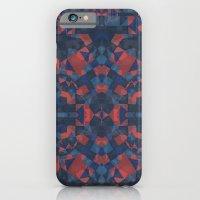 Blue Tile iPhone 6 Slim Case