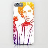 Princess Leia iPhone 6 Slim Case