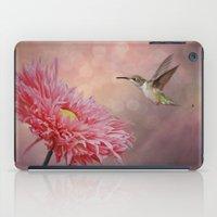 A Hummingbirds Dance iPad Case