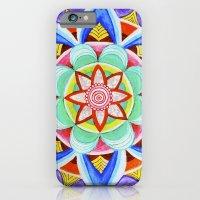 'We Are One' Mandala iPhone 6 Slim Case