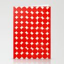 Unity Red Stationery Cards