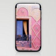 Marrakesh Balcony iPhone & iPod Skin