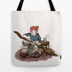Ginny & Broomstick Care Kit Tote Bag