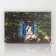 Laptop & iPad Skin featuring September by EwKaPhoto
