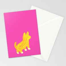 Shibainu dog Stationery Cards