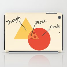 A College Venn Diagram iPad Case