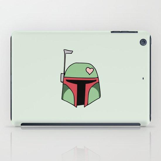 Boba Fett Valentine iPad Case
