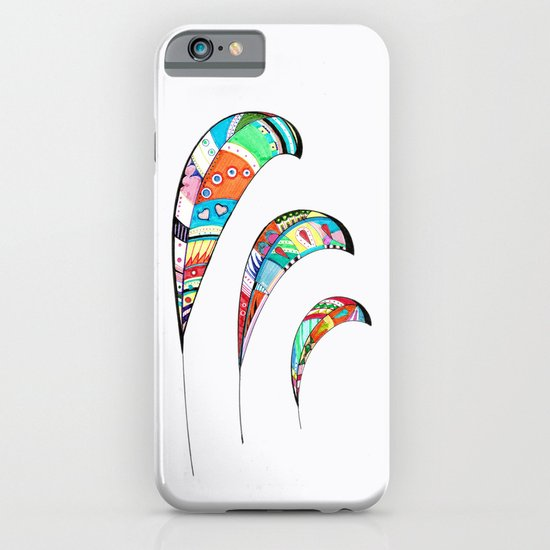 Plumas iPhone & iPod Case