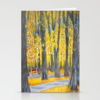 Golden park Stationery Cards