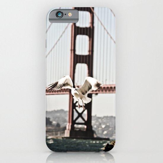 BAY GULLS iPhone & iPod Case