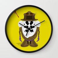 Mr Potato R. Wall Clock