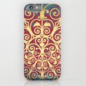 Medusa Barroca iPhone & iPod Case