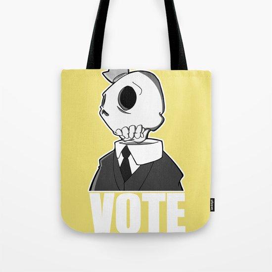 Politico Tote Bag