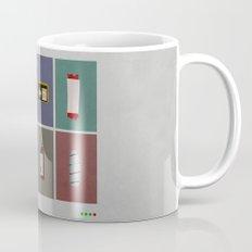 Fringe (colors) Mug