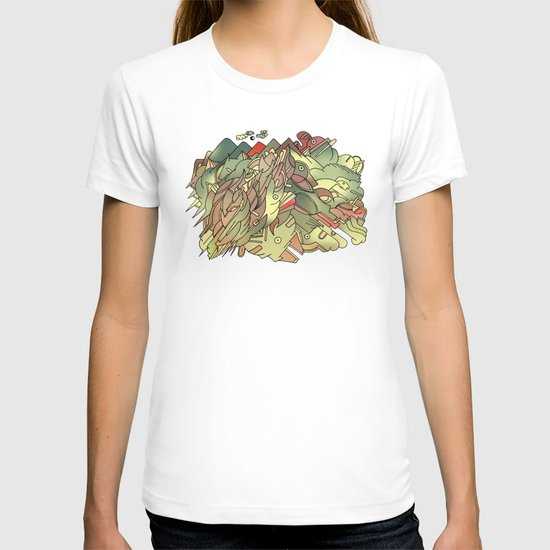The hills are alive with the sound of Music. T-shirt