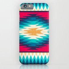 SURF GIRL CHEVRON Slim Case iPhone 6s