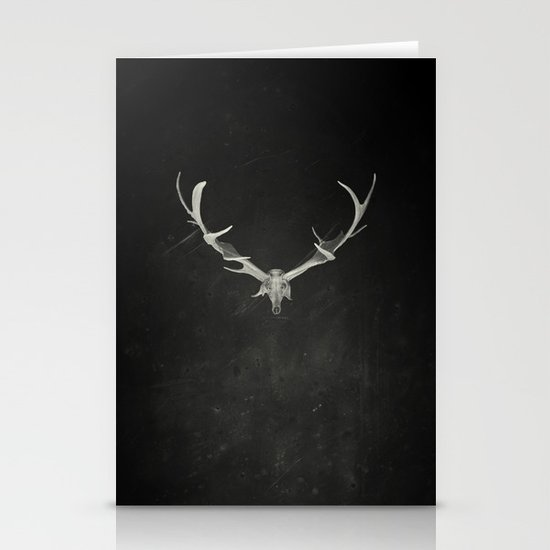 Dead King Stationery Card