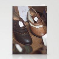 Camdem Shoes Stationery Cards