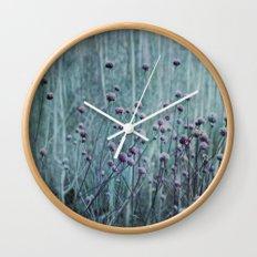Barely Wall Clock