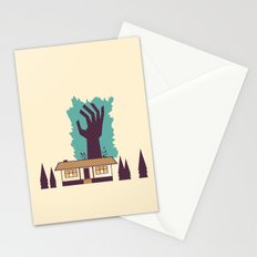 The Cabin in the Woods Stationery Cards