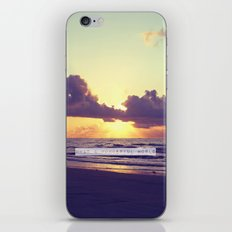 What a wonderful world iPhone & iPod Skin