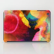 Circles iPad Case
