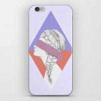 Blindfold iPhone & iPod Skin