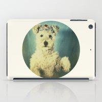 le Queen iPad Case