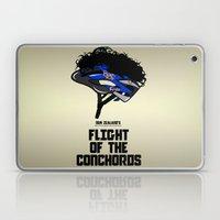 Flight Of The Conchords … Laptop & iPad Skin