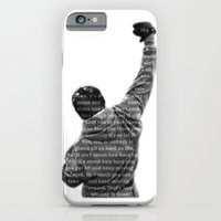 How Hard You Get Hit - R… iPhone 6 Slim Case