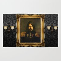 Dave Grohl - replaceface Rug