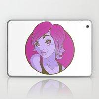 THAT DARN GIRL Laptop & iPad Skin