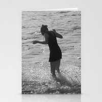 Into The Water Stationery Cards