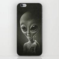 The Filthy Shades Of Gre… iPhone & iPod Skin