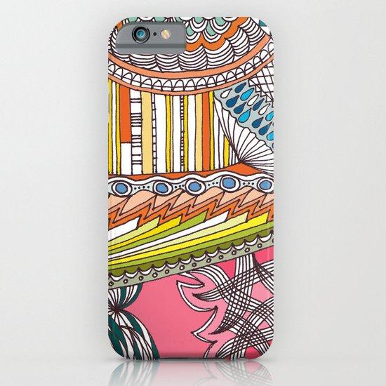 C13 doodle 6 iPhone & iPod Case