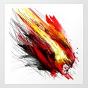 Speed & Velocity Art Print
