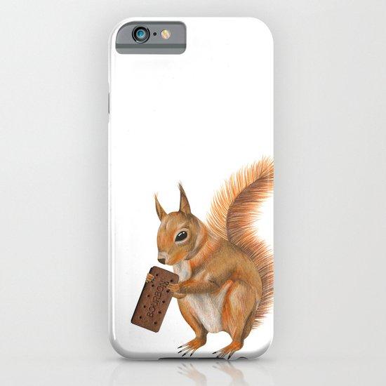 Super squirrel. iPhone & iPod Case