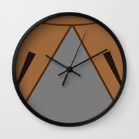 Night Owl II Wall Clock