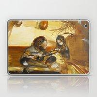 The Guitarists Laptop & iPad Skin