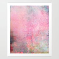 Untitled 20110718g (Abstract) Art Print