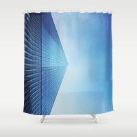 One World Trade Shower Curtain