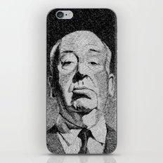Fingerprint - Hitchcock iPhone & iPod Skin