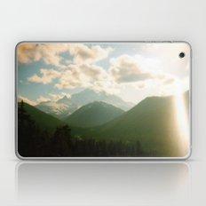 rainier . holga Laptop & iPad Skin