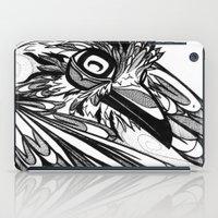 Raven's Escape iPad Case