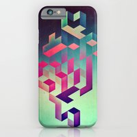 iPhone & iPod Case featuring isyhyrtt dyymyndd spyyre by Spires