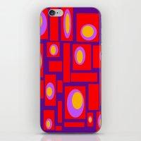 Mod Pattern Percy iPhone & iPod Skin