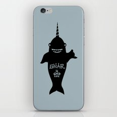 GNARWHAL iPhone & iPod Skin